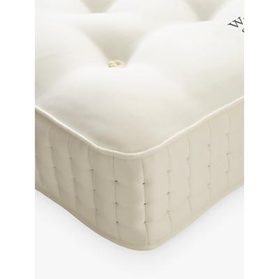 Vispring Wool Bedstead Supreme 1700 Pocket Spring Mattress, Medium Tension, Small Double