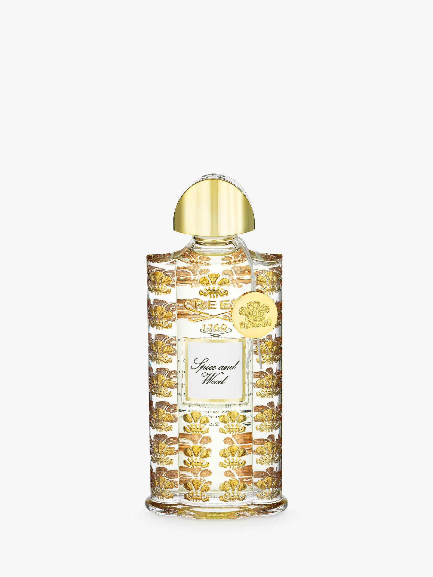 Creed Royal Exclusives Spice And Wood Eau De Parfum 75ml At John