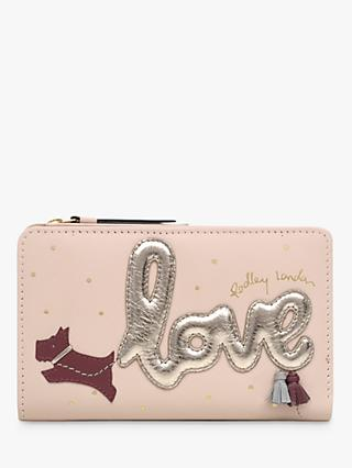 Radley Love Is In The Air Zip Around Purse