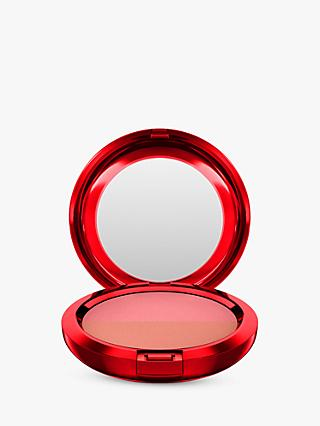 MAC Lucky Red Powder Blush Duo, Melba/Lovecloud