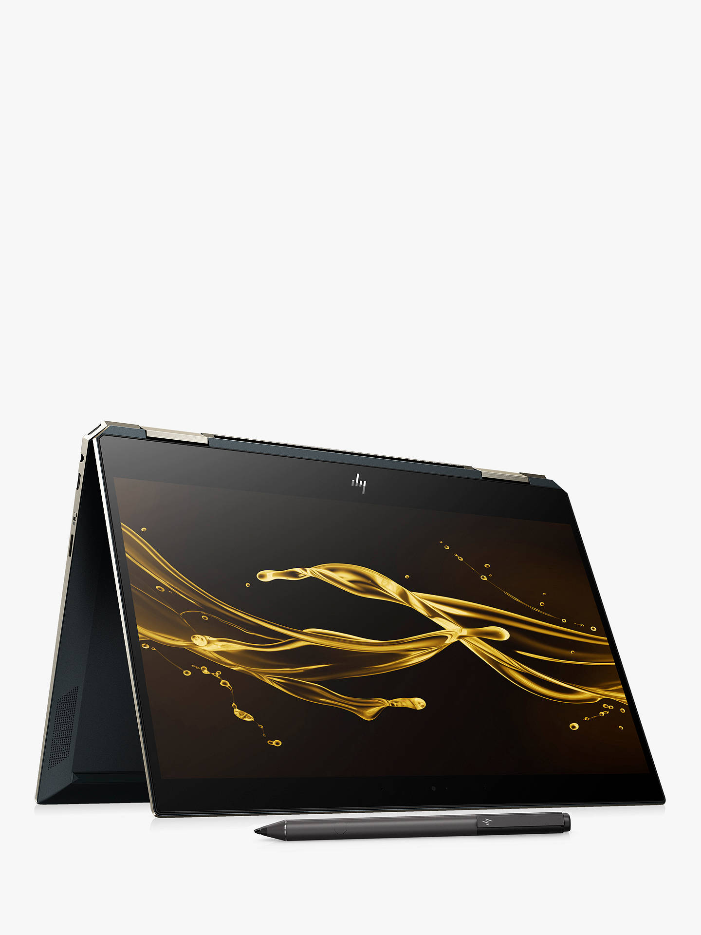 4d63c432a HP Spectre x360 13-ap0007na Convertible Laptop with HP Tilt Pen Stylus,  Intel Core i7, 8GB RAM, 512GB SSD, 13.3