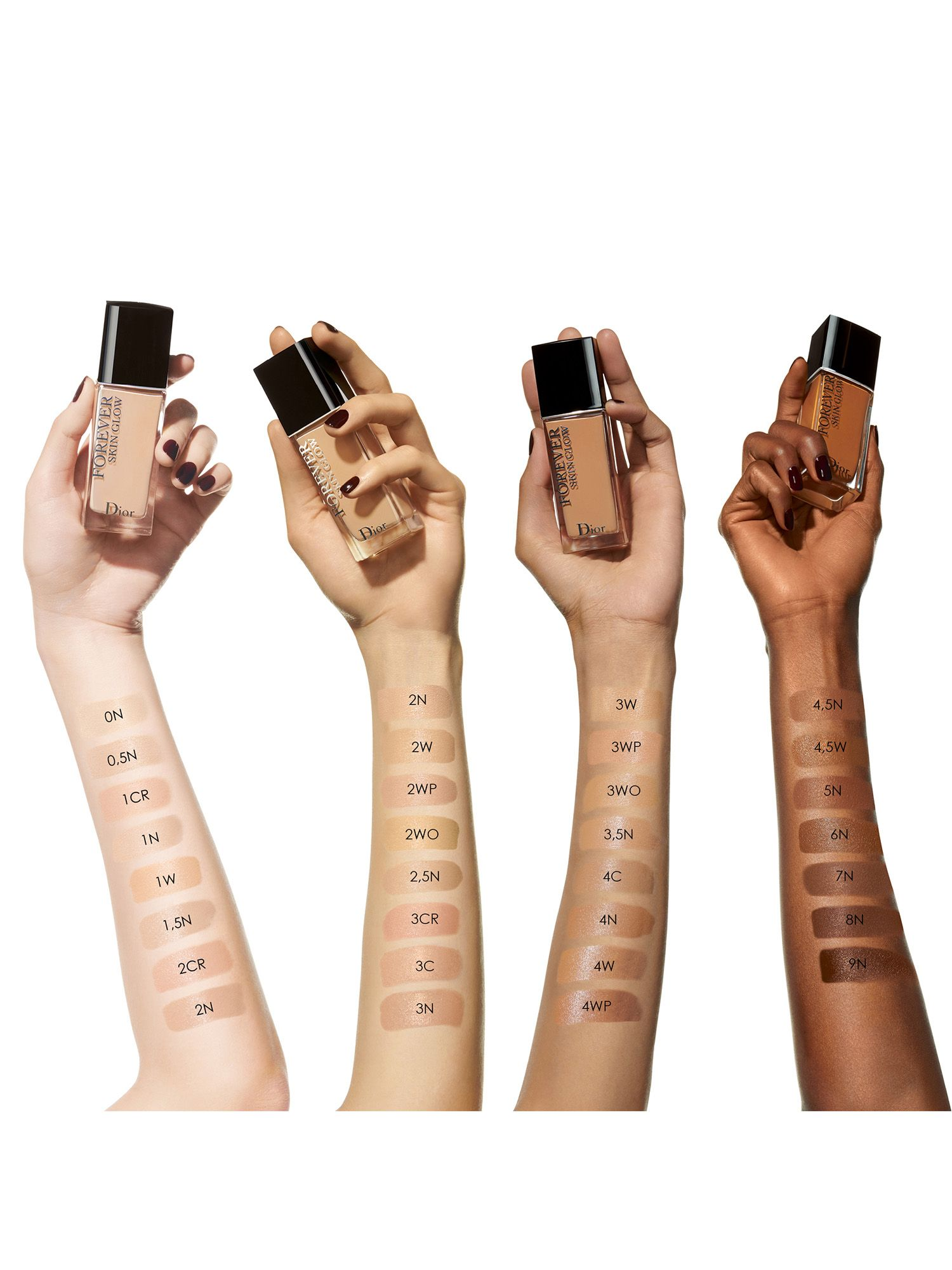 Dior Forever Skin Glow Foundation At John Lewis Partners
