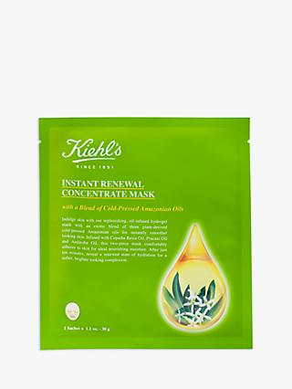 Kiehl's Instant Renewal Concentrate Face Mask x 1, 30g