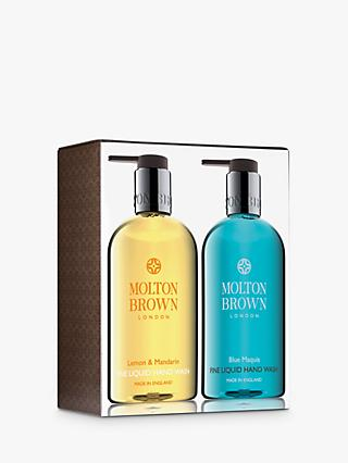 Molton Brown Blue Maquis Hand Wash Set