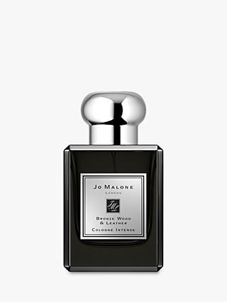 Jo Malone London Bronze Wood & Leather Cologne Intense
