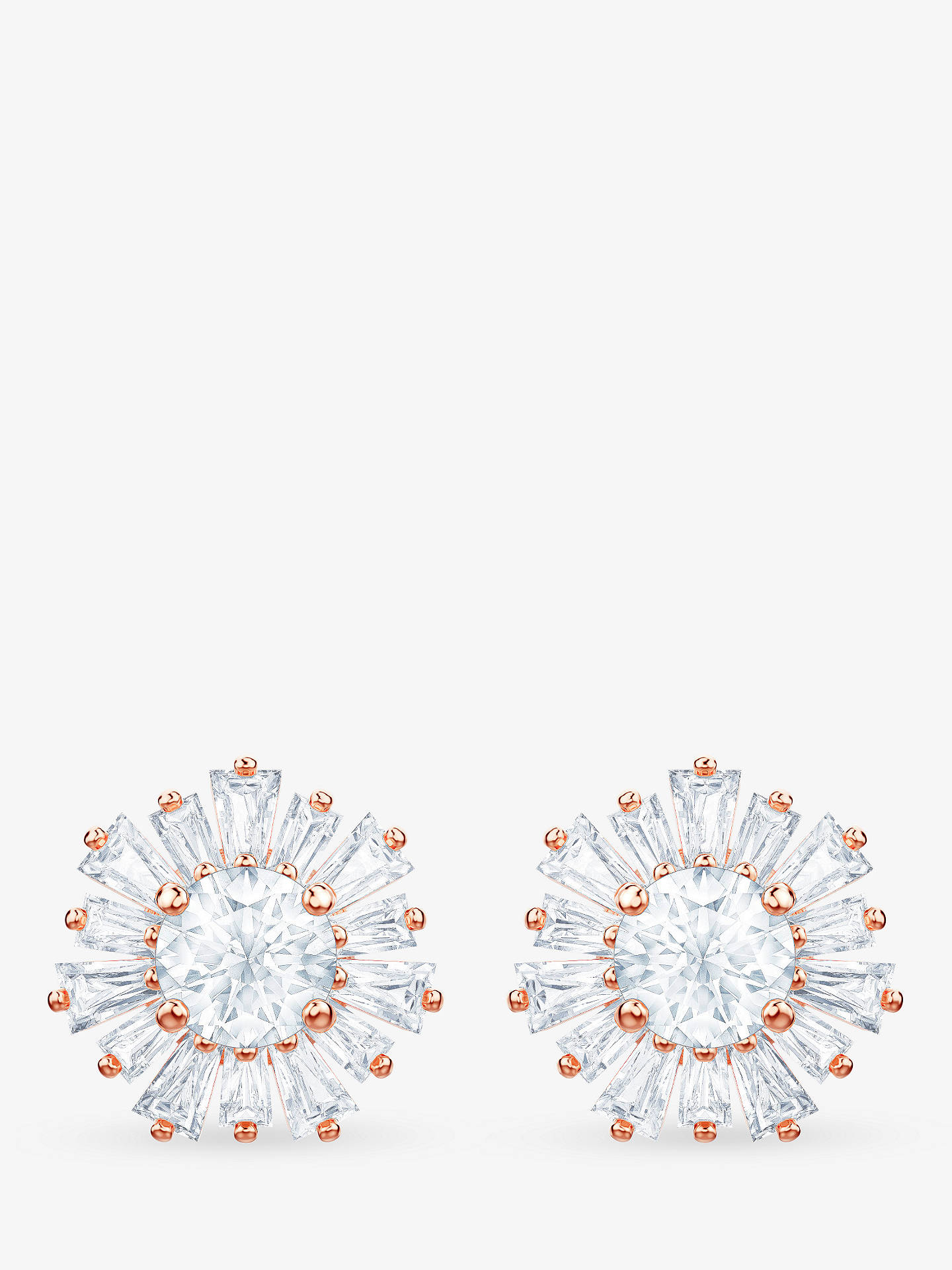 2c26977811b751 Buy Swarovski Crystal Sunshine Stud Earrings