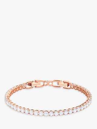 Swarovski Crystal Tennis Bracelet 75a7cdea79b4