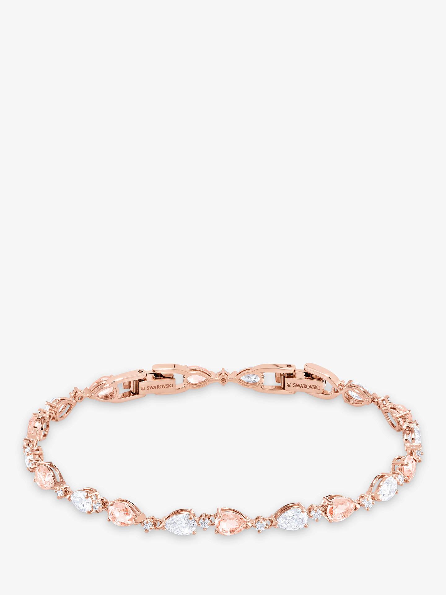 BuySwarovski Vintage Crystal Teardrop Bracelet 19edc4f149f3