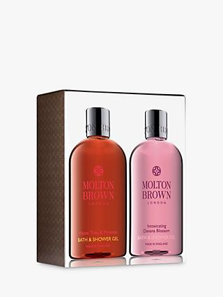 Molton Brown Davana Blossom Bathing Set