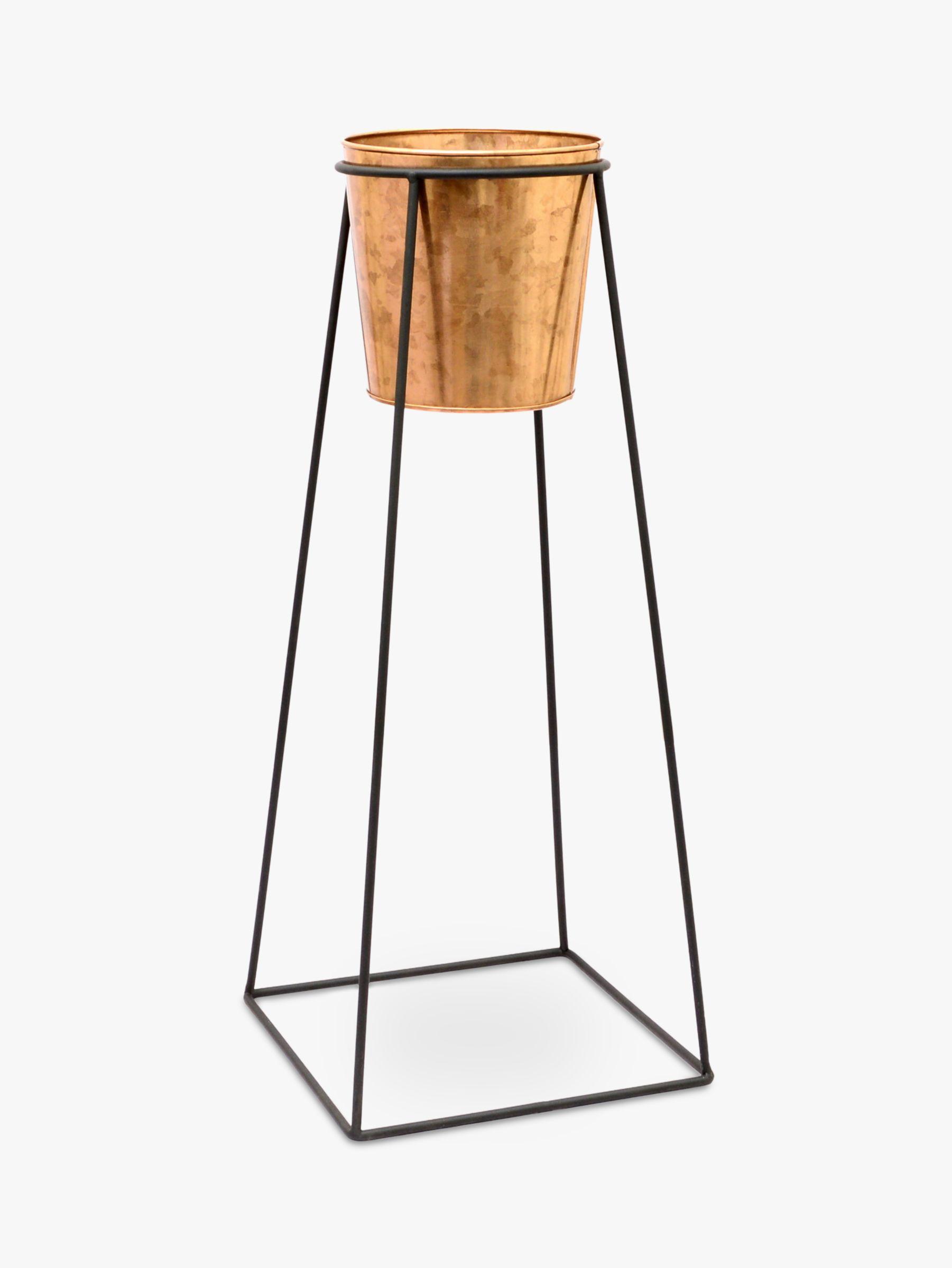 Ivyline Ivyline Indoor Plant Pot and Mimmo Stand, H60.5cm