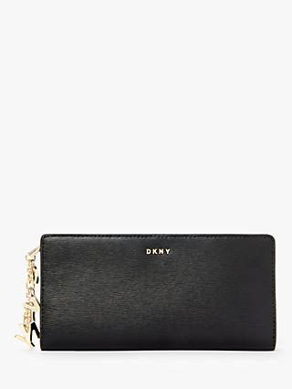 DKNY Paige Leather Slimline Purse