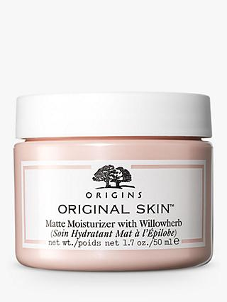 Origins Original Skin Matte Moisturiser with Willowherb