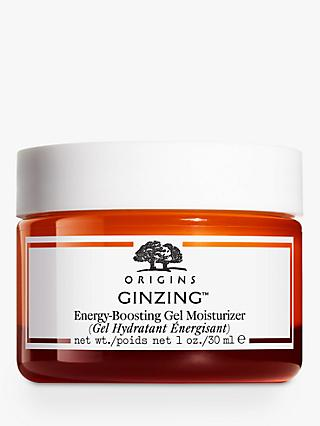 Origins GinZing™ Energy-Boosting Gel Moisturiser, 30ml