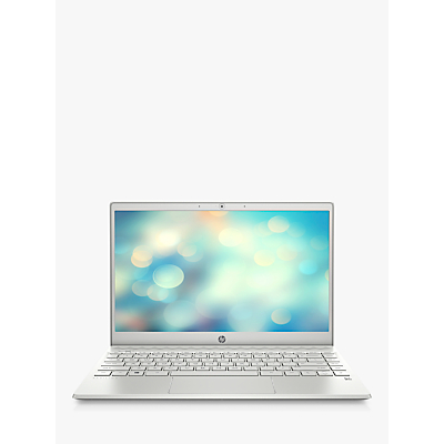 """Image of HP Pavilion 13-an0006na Laptop, Intel Core i5 Processor, 8GB RAM, 256GB SSD, 13.3"""" Full HD, Natural Silver"""