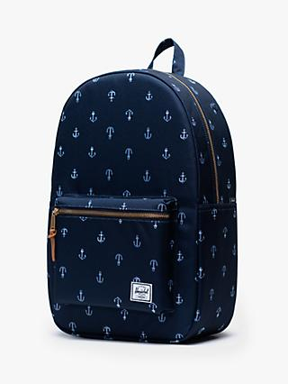 75e858b47058 Herschel Supply Co. Settlement Anchor Print Backpack