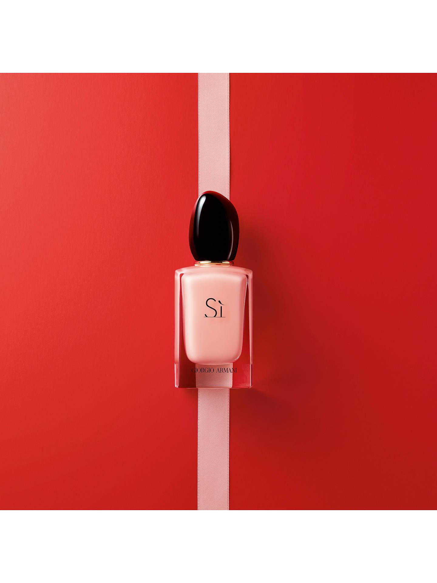 Giorgio Armani Si Fiori Eau De Parfum At John Lewis Partners