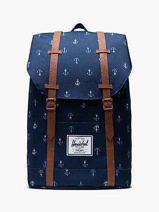 d9a2feb3a2f Herschel Supply Co. Retreat Anchor Print Backpack
