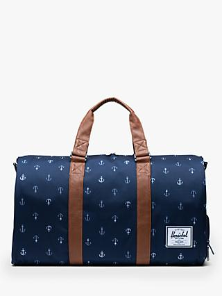 17483821b99 Herschel Supply Co. Novel Anchor Print Holdall