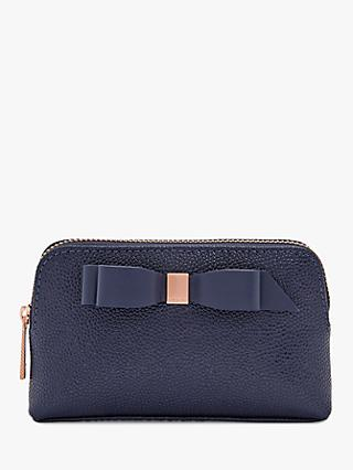 Ted Baker Emmahh Leather Mini Makeup Bag