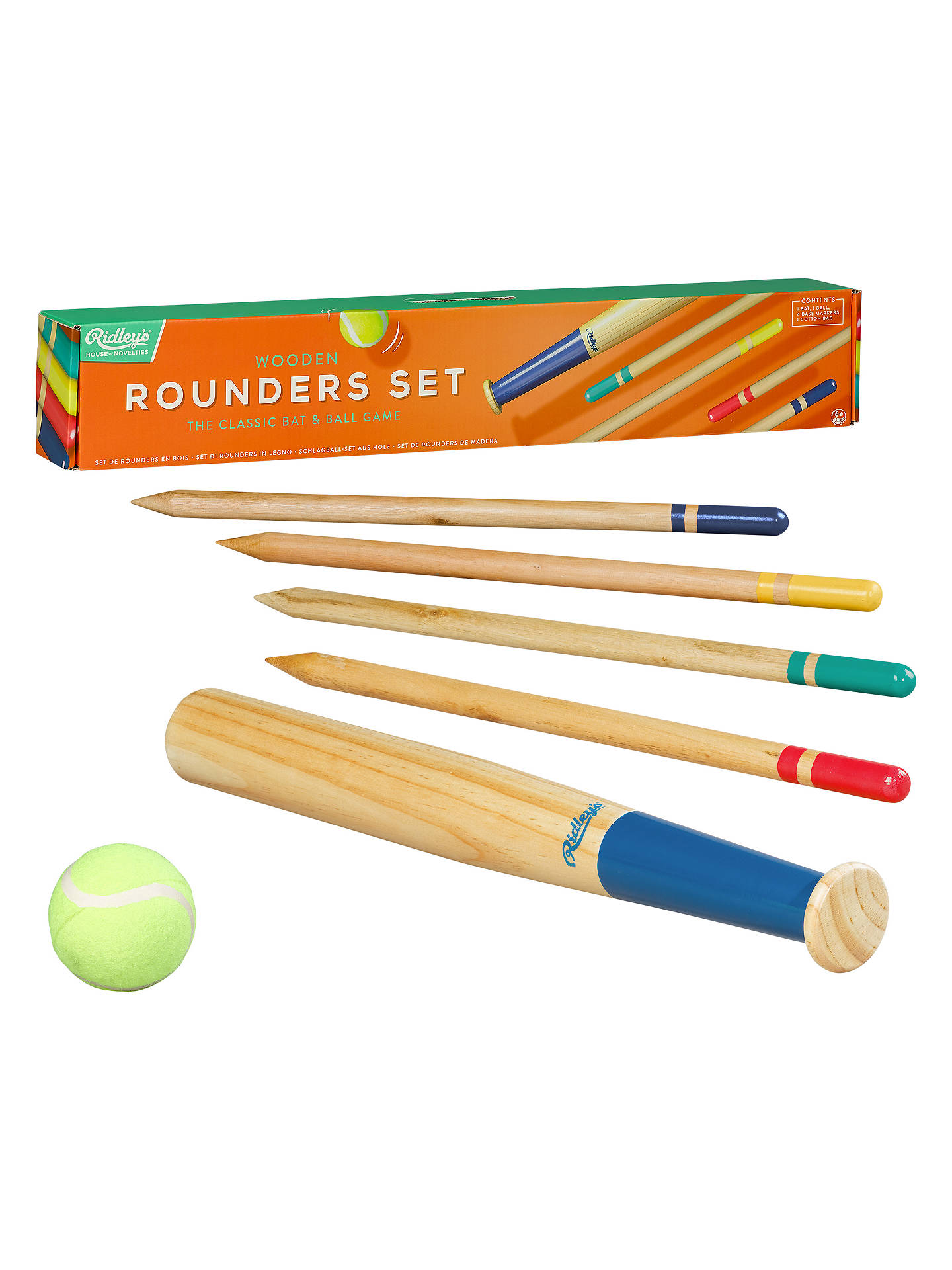 Buy Ridleys Rounders Set Online at johnlewis.com