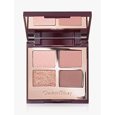 Image of Charlotte Tilbury Luxury Eyeshadow Palette, Pillow Talk
