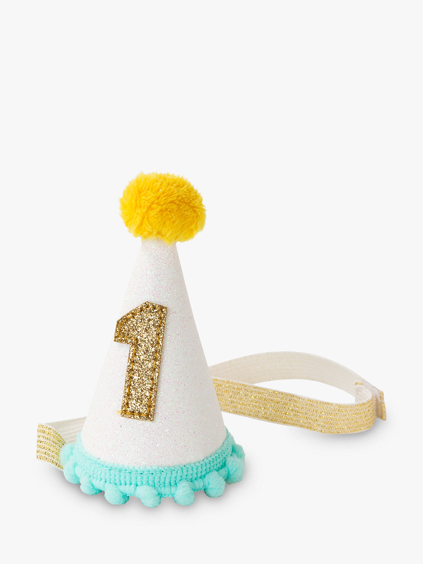 Buy Talking Tables 1st Birthday Party Hat Online At Johnlewis