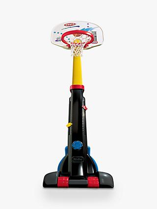 Little Tikes Easy Store Basketball Set