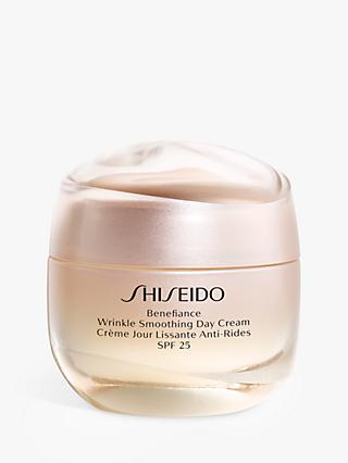 Shiseido Benefiance Wrinkle Smoothing Day Cream SPF 25, 50ml