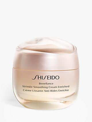 Shiseido Benefiance Wrinkle Smoothing Cream Enriched, 50ml