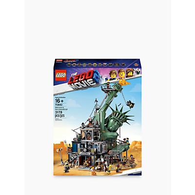 LEGO THE LEGO MOVIE 2 70840 Welcome To Apocalypseburg!
