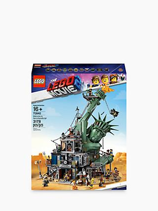 LEGO THE LEGO MOVIE 2 70840 Welcome To Apocalypseburg!