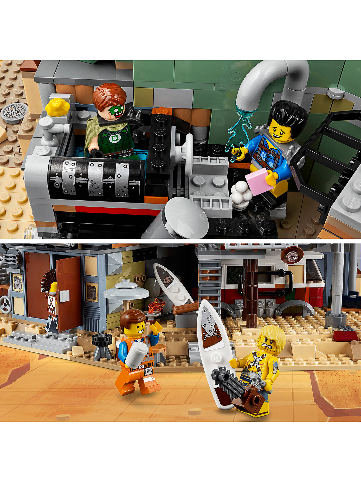 Lego The Lego Movie 2 70840 Welcome To Apocalypseburg At John Lewis Partners