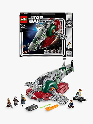 LEGO Star Wars 75243 Slave l – 20th Anniversary Edition Starship
