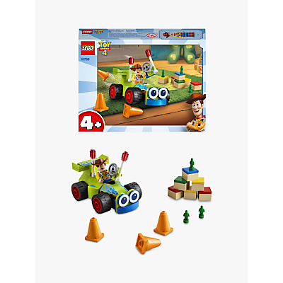 LEGO Toy Story 4 10766 Woody And RC Set With Minifigure