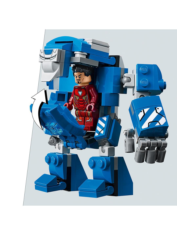 lego marvel avengers iron man hall of armor 76125 - HD1080×1440