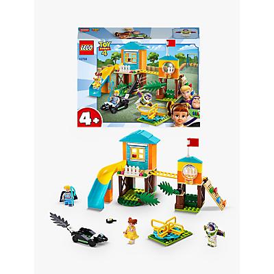 LEGO Toy Story 4 10768 Buzz And Bo Peep's Playground Adventure
