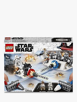 LEGO Star Wars 75239 Hoth Generator Attack, The Empire Strikes Back