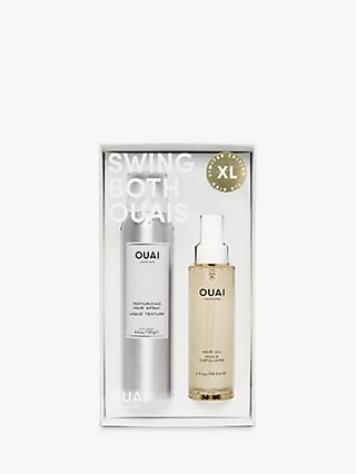 OUAI Swing Both OUAIS Haircare Gift Set