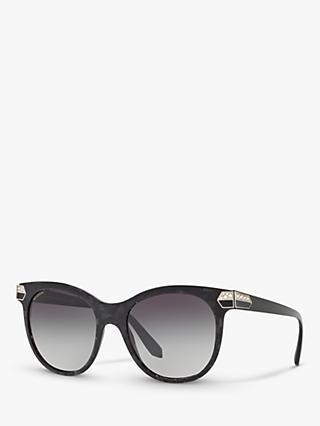 BVLGARI BV6116 Women's Cat's Eye Sunglasses