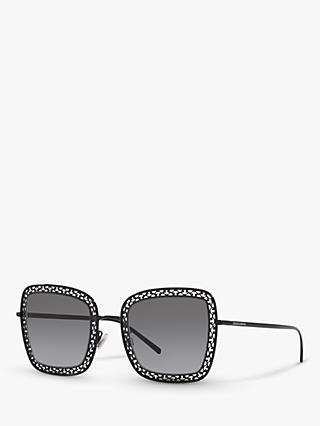 Dolce & Gabbana DG2225 Women's Square Sunglasses