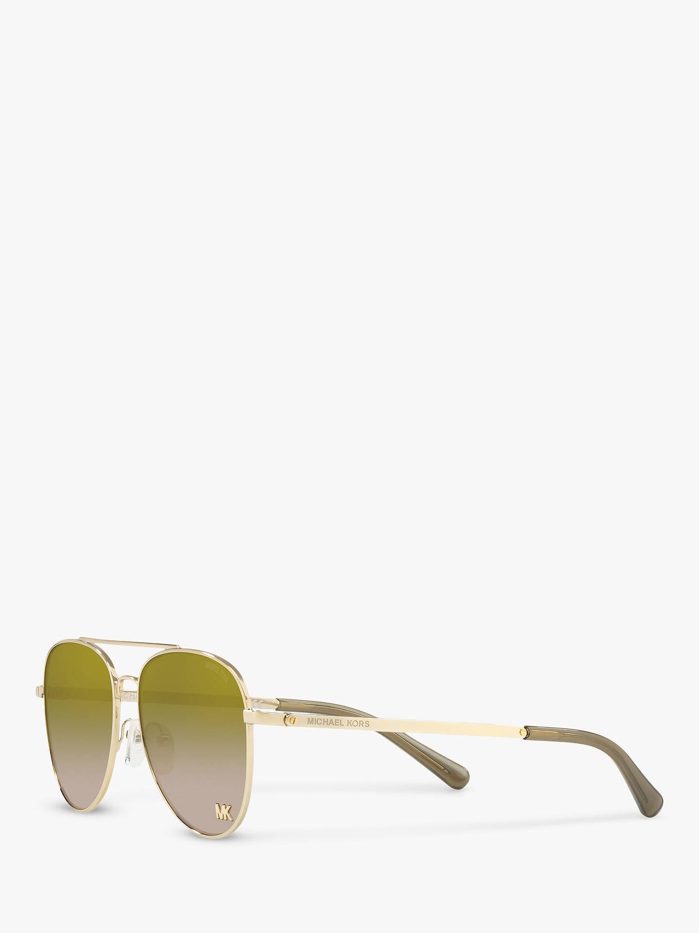 808ce1a66d77 Buy Michael Kors MK1045 Women s San Diego Aviator Sunglasses