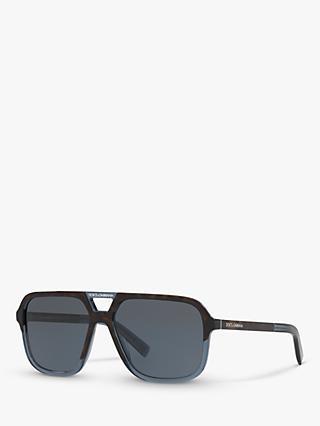 66abf24f172 Dolce   Gabbana DG4354 Men s Square Sunglasses