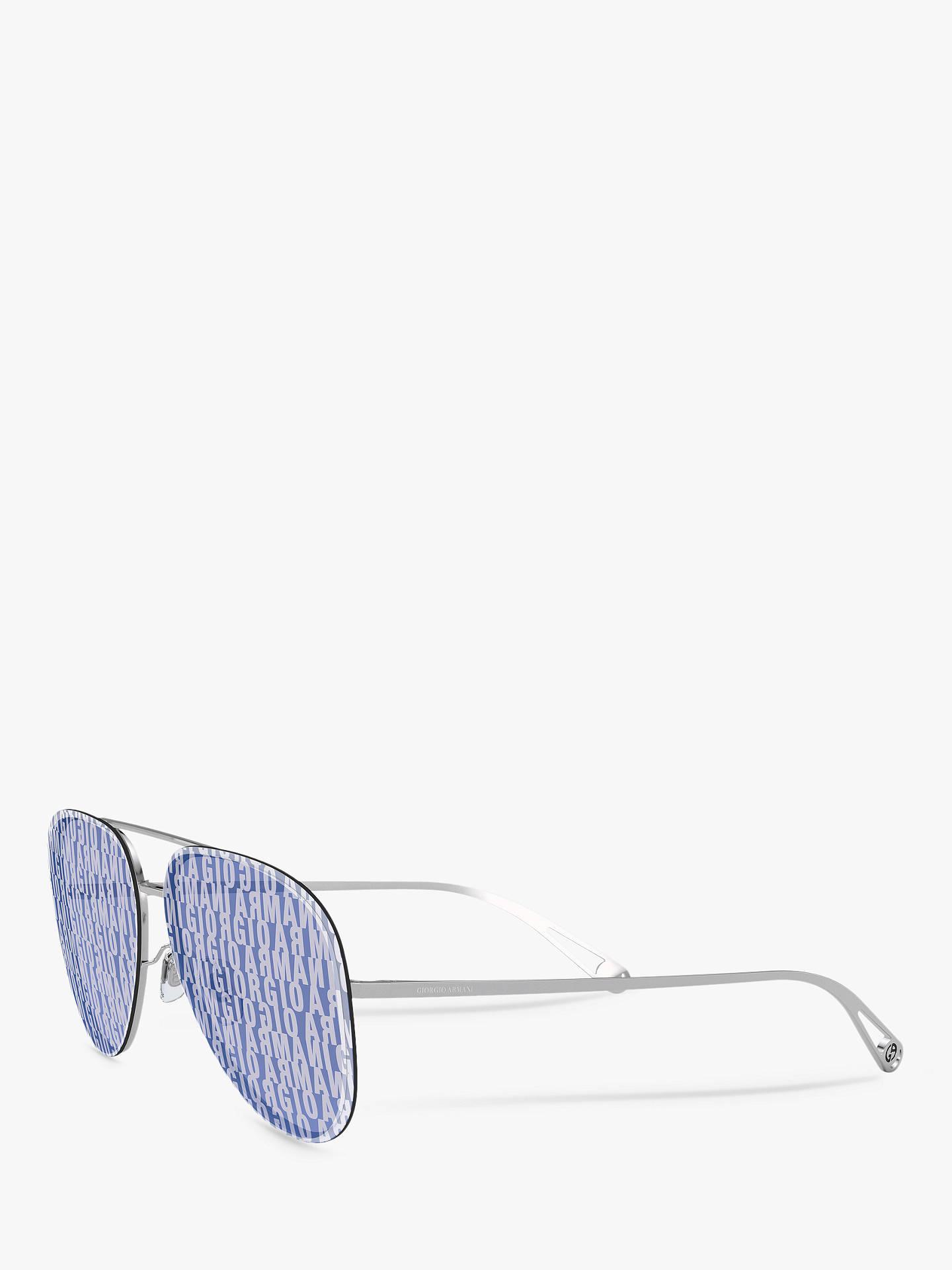 e3835f0f78d1 ... Buy Giorgio Armani AR6084 Women s Aviator Sunglasses