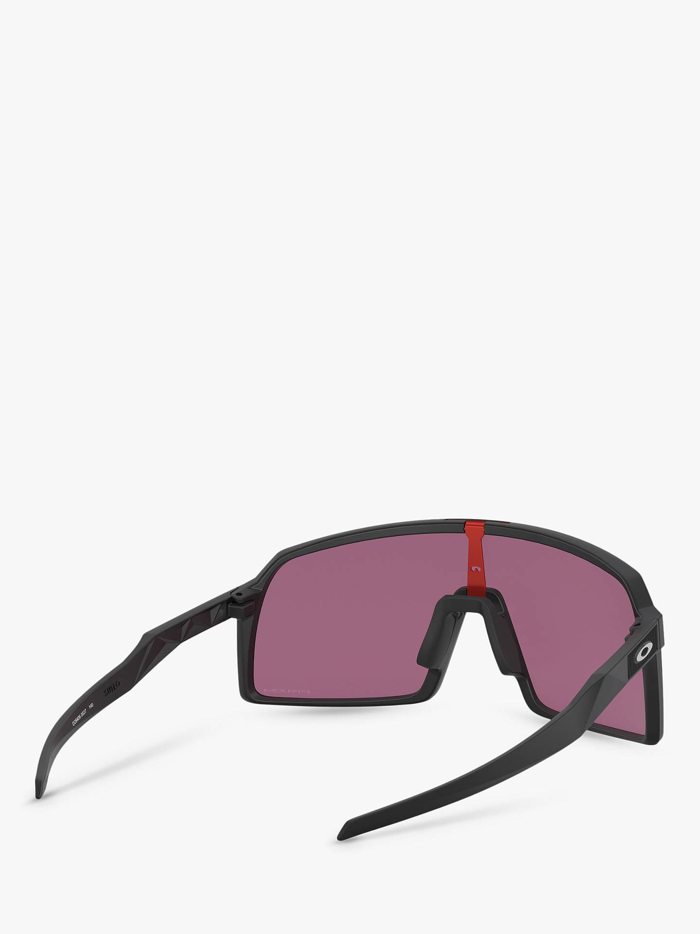 e31ff430121e8 Oakley OO9406 Men s Sutro Prizm Rectangular Sunglasses at John Lewis ...