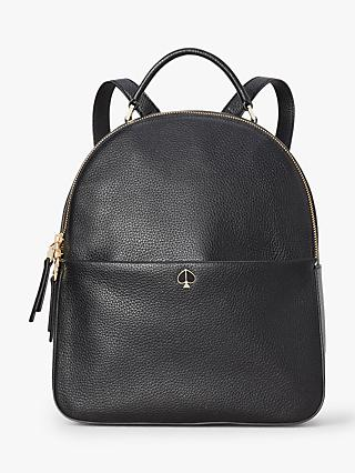 1c0347fa48871 kate spade new york Polly Leather Medium Backpack