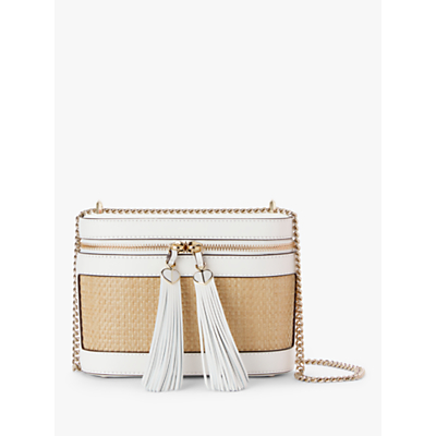 kate spade new york Cameron Street Rose Leather Small Cross Body Bag