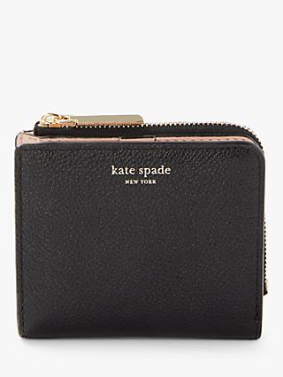 a2c0ee093a9a kate spade new york Margaux Small Leather Bi-Fold Purse