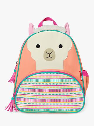 Skip Hop Zoo Llama Children's Backpack
