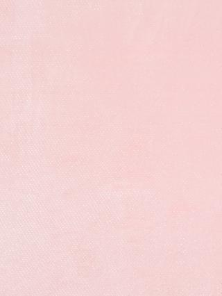 Domotex Spots on Fleece Fabric, Pink