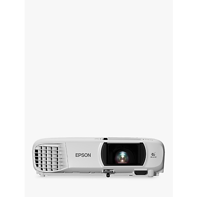 Image of Epson EH-TW650 Full HD 1080p Projector, 3100 Lumens